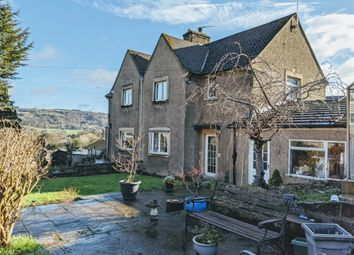 Thumbnail 3 bed semi-detached house for sale in Addison Square, Cromford, Matlock