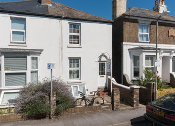 Thumbnail 2 bedroom end terrace house for sale in Wellington Road, Deal