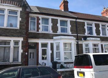 Thumbnail 4 bedroom terraced house for sale in Talworth Street, Cardiff, Caerdydd