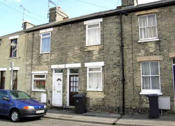 Thumbnail 2 bed terraced house to rent in Malta Road, Cambridge