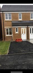 Thumbnail 2 bed semi-detached house to rent in Heol Cae Pownd, Cefneithin, Llanelli