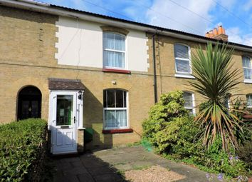Thumbnail 2 bed terraced house to rent in Hartlands Road, Fareham