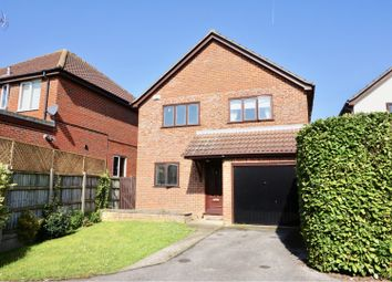 Thumbnail 4 bed detached house for sale in Elm Gardens, Epping