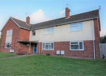 Thumbnail 2 bed flat for sale in Light Ash Lane, Coven, Wolverhampton