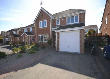 Thumbnail 4 bed detached house for sale in The Birches, Hornsea, East Yorkshire