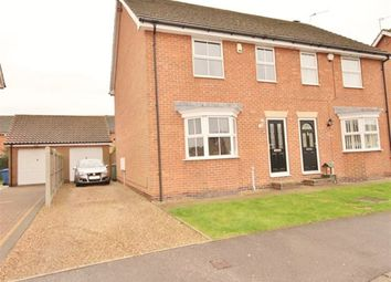 Thumbnail 3 bed semi-detached house to rent in St. Georges Green, Goole
