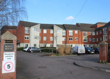 Thumbnail 2 bed flat for sale in Hedda Drive, Hampton Hargate, Peterborough