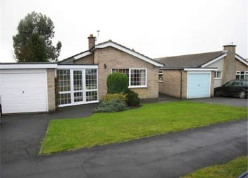 Thumbnail 2 bed bungalow to rent in Castle Rock Drive, Coalville