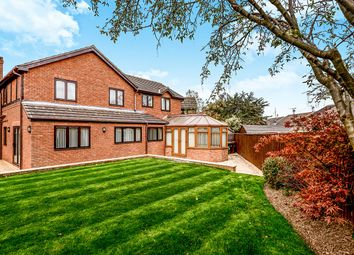 Thumbnail 4 bed detached house for sale in Ashwood Grange, Durkar, Wakefield