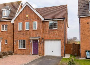 Thumbnail 4 bed detached house for sale in Blackthorn Close, Whitley