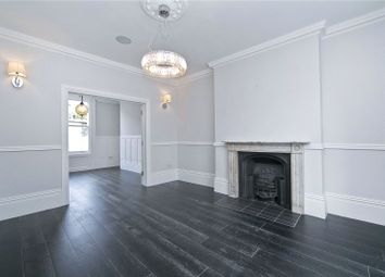 Thumbnail 4 bed terraced house to rent in Shepherdess Walk, Islington