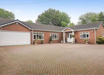 Thumbnail 4 bed detached bungalow for sale in Allscott, Telford