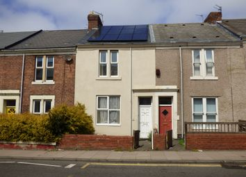 Thumbnail 3 bed terraced house for sale in Warwick Street, Heaton, Newcastle Upon Tyne