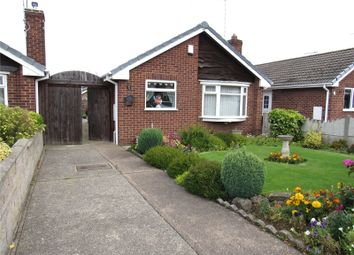 Thumbnail 2 bedroom detached bungalow for sale in Worcester Avenue, Mansfield Woodhouse, Nottinghamshire