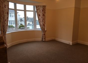 Thumbnail 1 bed flat to rent in Swaindale Road, Peverell, Plymouth