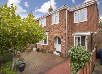 Thumbnail 4 bed semi-detached house for sale in Grasmere Drive, Normanby
