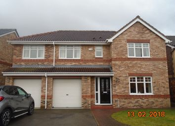 Thumbnail 5 bed detached house to rent in Wintersett Drive, Lakeside, Doncaster