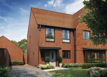 Thumbnail 2 bed semi-detached house for sale in The Singleton, Halstead Lanes, Kings Road, West End, Woking, Surrey