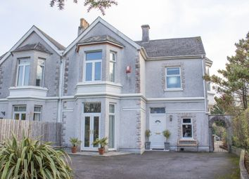 Thumbnail 4 bedroom semi-detached house for sale in Mannamead Road, Mannamead, Plymouth