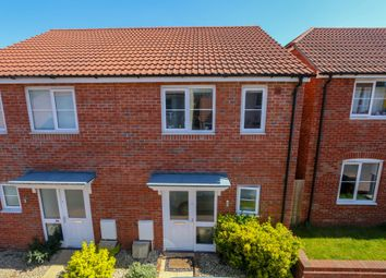 Thumbnail 3 bedroom semi-detached house for sale in Seven Acres, Cranbrook, Exeter