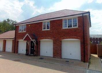 Thumbnail 2 bed detached house for sale in Barnham Close, Forge Wood, Crawley
