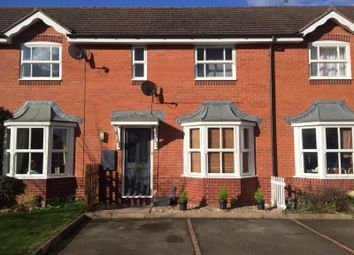 Thumbnail 2 bed terraced house for sale in Young Close, Warwick