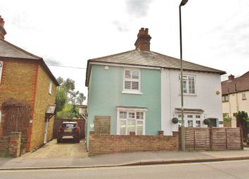 Thumbnail 2 bed semi-detached house for sale in Anchor Hill, Knaphill, Woking