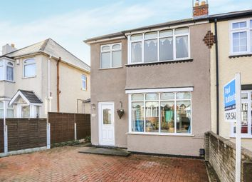 Thumbnail 3 bed semi-detached house for sale in Skidmore Road, Coseley, Bilston