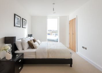 Thumbnail 2 bed flat for sale in Babbage Point, Norman Road, Greenwich