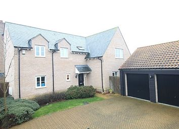 Thumbnail 5 bed detached house for sale in Fenbridge, Great Cambourne, Cambourne, Cambridge