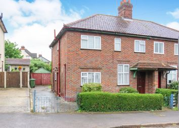 Thumbnail 3 bedroom semi-detached house for sale in Rosebery Avenue, High Wycombe