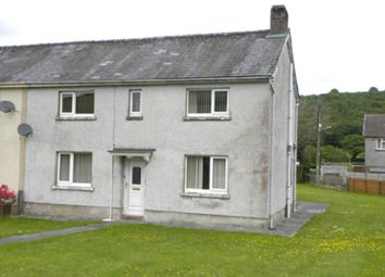 Thumbnail 3 bed property for sale in Bro Rhydybont, Llanybydder, Carmarthenshire