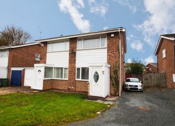 Thumbnail 2 bed semi-detached house for sale in Donnington Close, Redditch