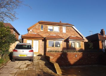 Thumbnail 5 bed detached house to rent in Chipstead Lane, Sevenoaks, Kent