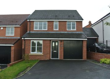 Thumbnail 3 bed detached house for sale in Cover Drive, St Georges, Telford, Shropshire