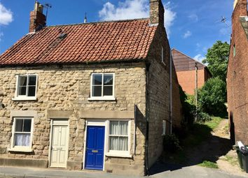 Thumbnail 1 bed cottage for sale in 17 Castlegate, Malton, North Yorkshire