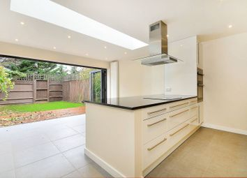 Thumbnail 4 bedroom terraced house to rent in Hatfield Road, Chiswick