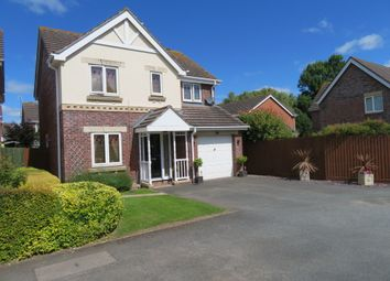 4 bed detached house for sale in Magnis Close, Credenhill, Hereford HR4