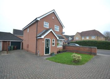 Thumbnail 3 bedroom detached house for sale in Horsford, Norwich