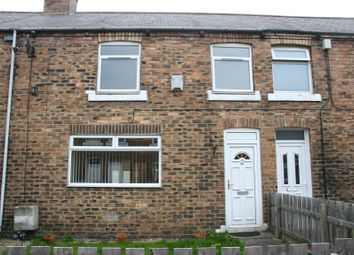 Thumbnail 3 bed terraced house for sale in Richardson Street, Ashington, Northumberland