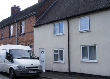 Thumbnail 1 bed terraced house to rent in Brook End, Fazeley, Tamworth
