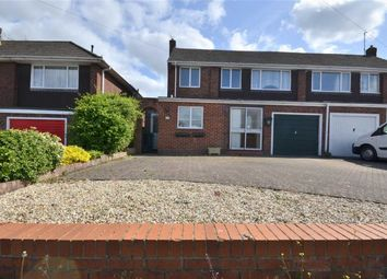 Thumbnail 3 bed semi-detached house for sale in Sudbrook Way, Abbeydale, Gloucester