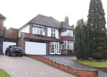 Thumbnail 5 bedroom detached house for sale in Monmouth Drive, Sutton Coldfield