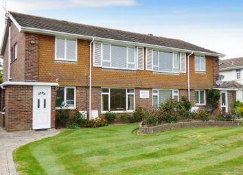 Thumbnail 2 bed flat for sale in Abingdon Lodge, Ruston Avenue, Rustington, Littlehampton