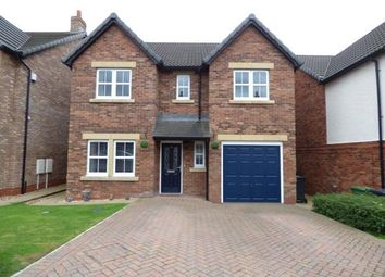Thumbnail 4 bed detached house for sale in Charlton Way, Kingstown, Carlisle