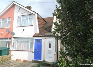Thumbnail 2 bed terraced house for sale in Brainton Avenue, Feltham
