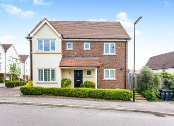 Thumbnail 4 bedroom detached house for sale in Barry Drive, Haywards Heath