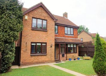 Thumbnail 4 bed detached house for sale in Kingsmead Abbeymead, Gloucester