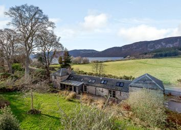 Thumbnail 3 bed detached house for sale in Drumashie Lodge, Dores, Inverness