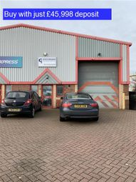 Light industrial for sale in DE24, Sinfin, Derbyshire